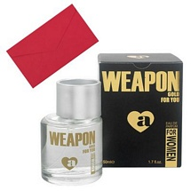 Weapon Gold Perfume for Women