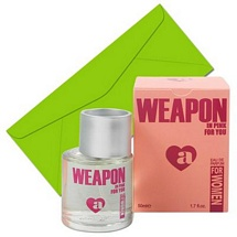 Weapon in Pink Perfume for Women