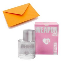 Weapon Silver Perfume for Women