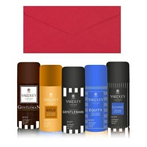 Yardley London Deo - Pack of 5