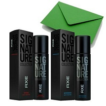 Signature Collection Axe Deo - Pack of 2