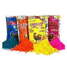 Rang Barse - 4 Packets of Gulal