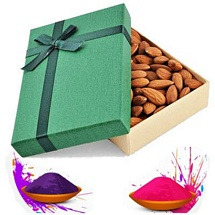 Goodness of Almonds Gift Box for Holi