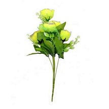 Bunch of Yellow Roses for Diwali Decoration and Gifts