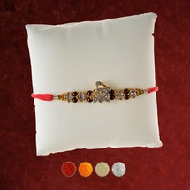 Designer Rakhi Thread for Bhaiya
