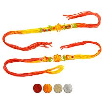 Mauli Rakhi Set of Two