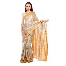 Silk Saree with Unstitched Blouse