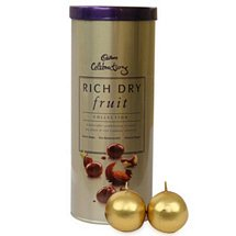 Dry Fruit Celebrations & Candles - Diwali Gifts