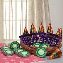 Dairy Milk Combo - Diwali Gifts