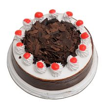 Fathers Day Spl - Black Forest Cake Half kg