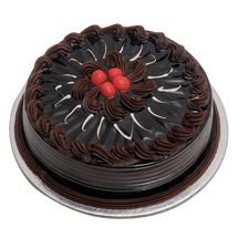 Fathers Day Spl - Eggless Chocolate Truffle Cake 1kg