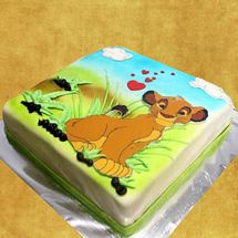 Simba Picture Cake 2kg
