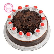 Mothers Day Spl - Black Forest Cake Half kg