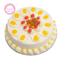 Mothers Day Spl - Butterscotch Cake Half kg
