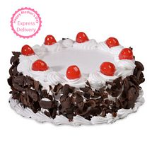 Mothers Day Spl - Yummy Black Forest Cake