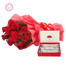 Mothers Day Spl - Sweets N Roses