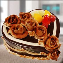 Chocolate For Lovers Eggless - 1kg