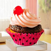 Strawberry Merry Cupcakes